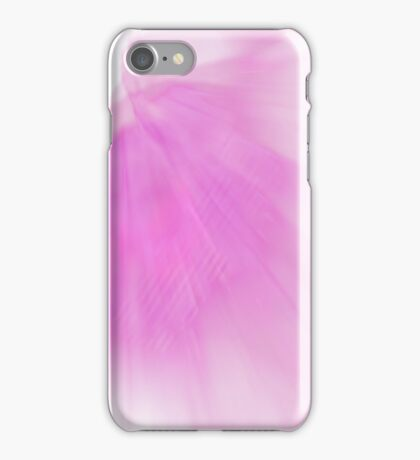 Gently Fading Pink iphone case iPhone Case/Skin