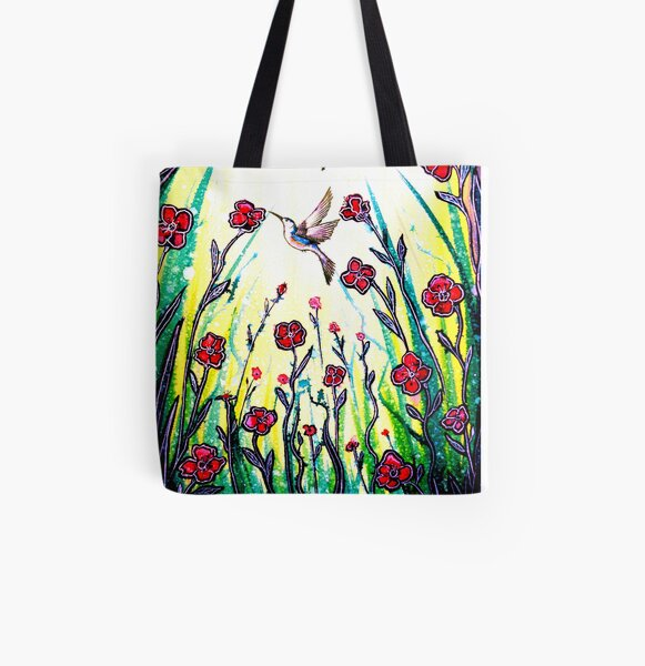 Finding Hope All Over Print Tote Bag
