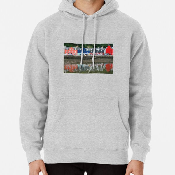 Tobermory Revisited Pullover Hoodie
