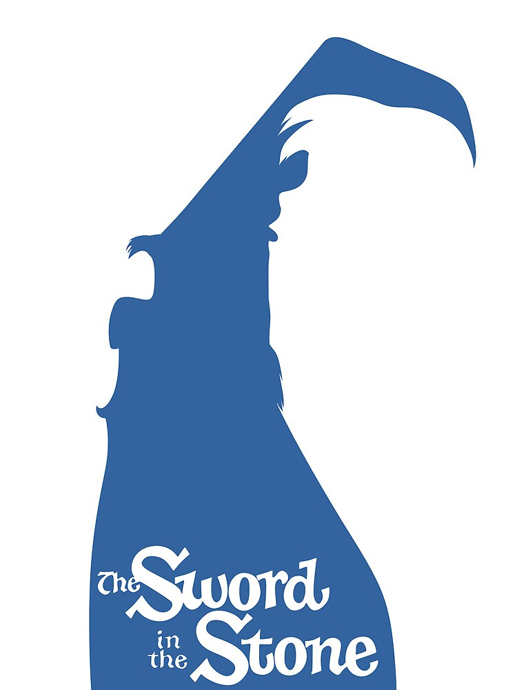 The Sword in the Stone by CitronVert