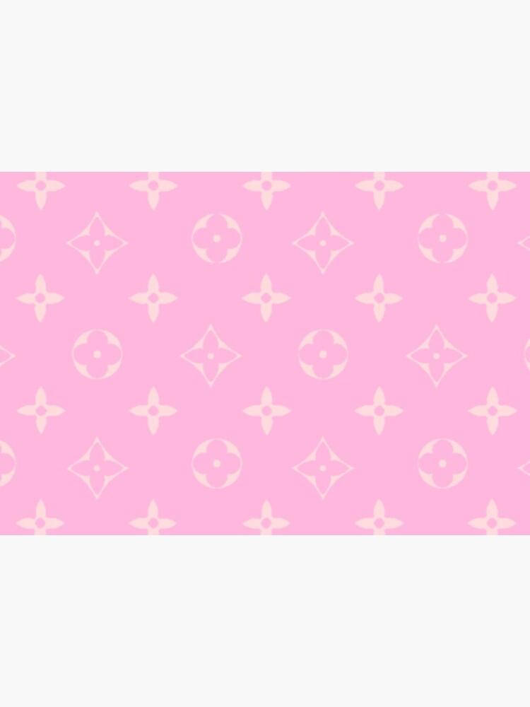 Pink 2000s Y2K designer print by lunar0000