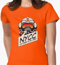 NYCC Womens Fitted T-Shirt