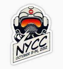 NYCC Sticker