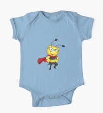 Super Bee - Hands On Hips Kids Clothes