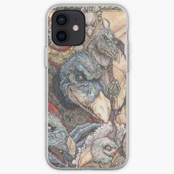 The Dark Crystal Skeksis  iPhone Soft Case