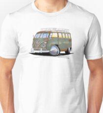 VW Splitty (23 Window) D T-Shirt