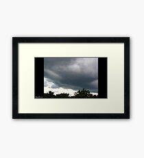 Lightning 2012 Collection 29 Framed Print