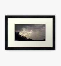 Lightning 2012 Collection 37 Framed Print