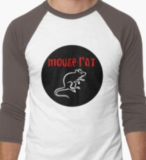 MOUSE RAT - The Band is Back in Town! Men's Baseball ¾ T-Shirt