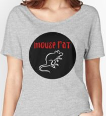 MOUSE RAT - The Band is Back in Town! Women's Relaxed Fit T-Shirt