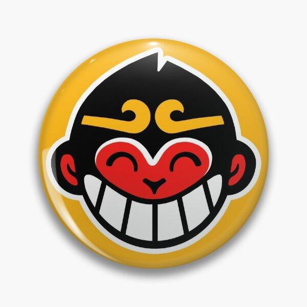 Monkie kid symbol Pin