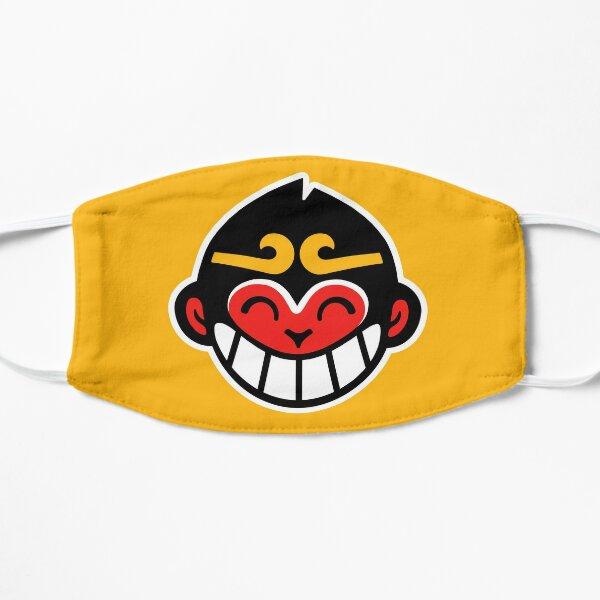 Monkie kid symbol Flat Mask
