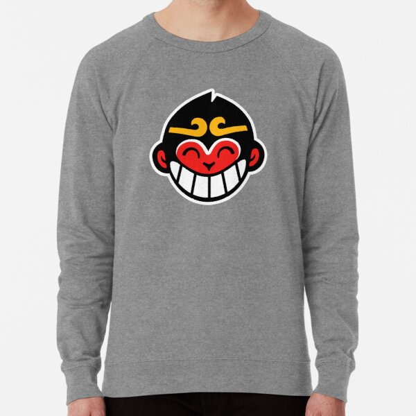 Monkie kid symbol Lightweight Sweatshirt