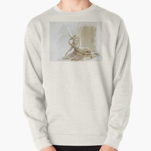 Frozen In Time Pullover Sweatshirt