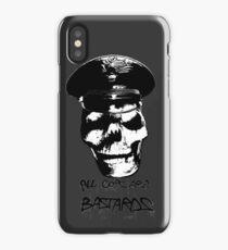 ACAB B/N iPhone Case/Skin