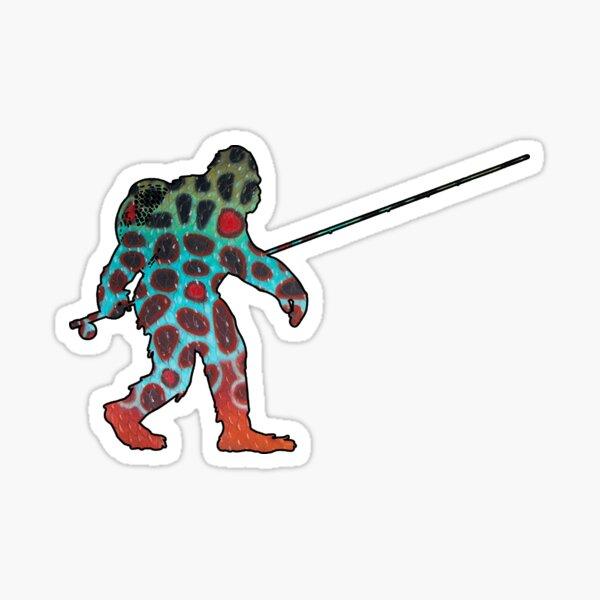 Bigfoot Flyfishing  Sticker