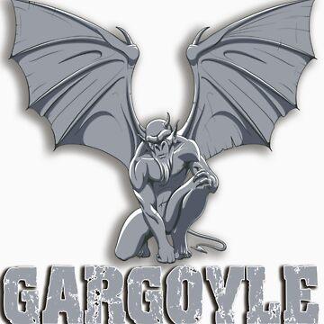 Gargoyle by AdeGee