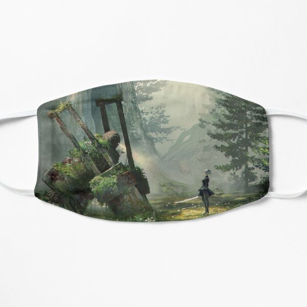 The forest king Flat Mask