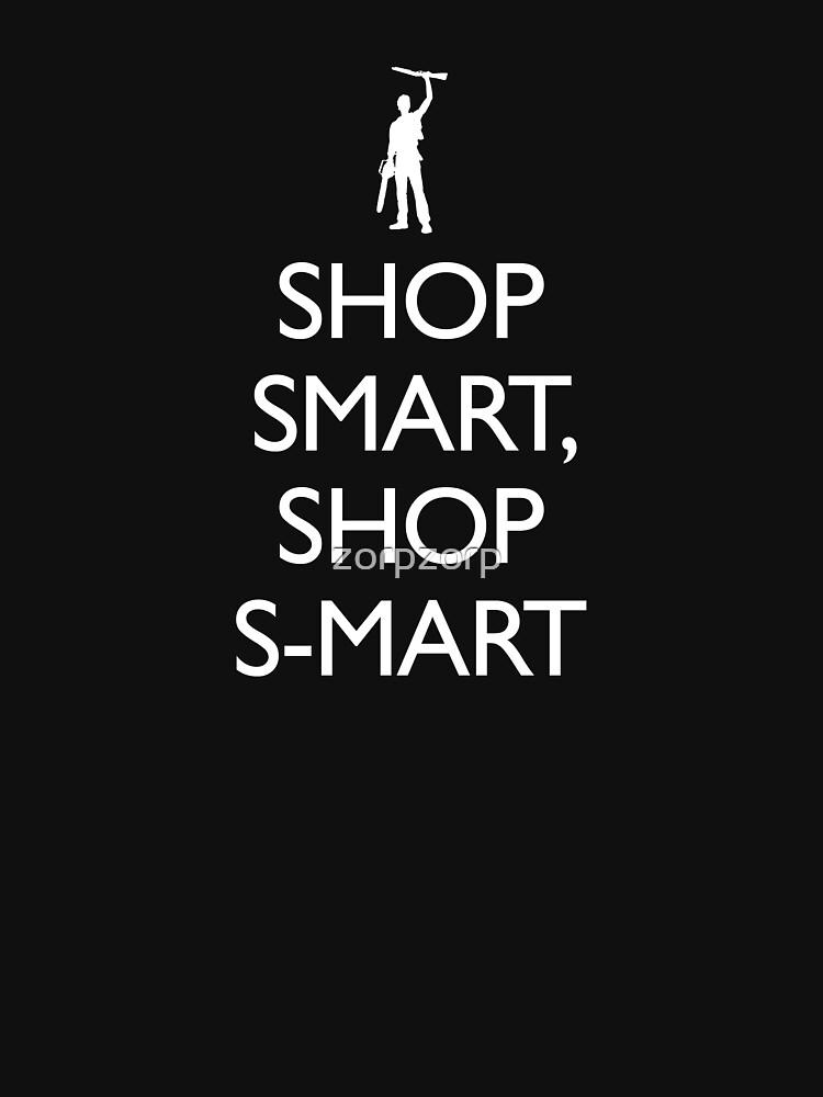 Shop Smart Shop S-Mart | Unisex T-Shirt
