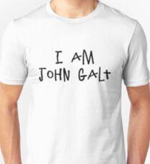 I am John Galt Unisex T-Shirt