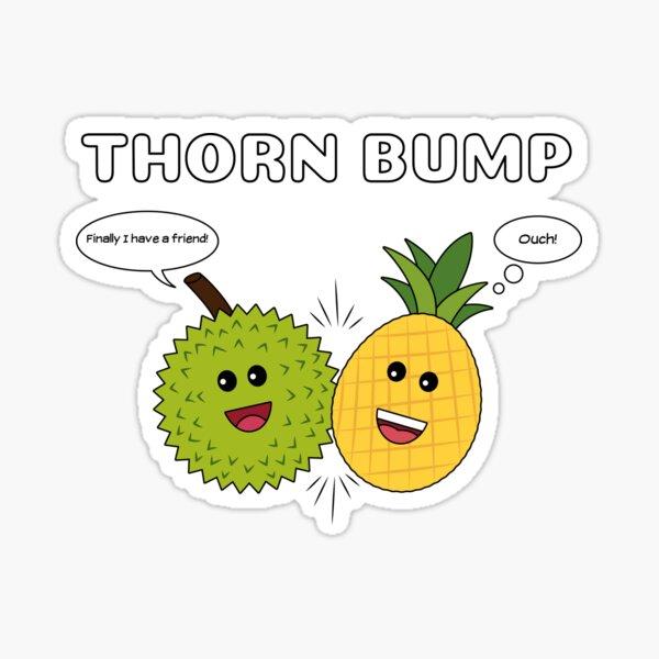 Thorn Bump Sticker