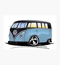 VW Splitty (11 Window) H Photographic Print