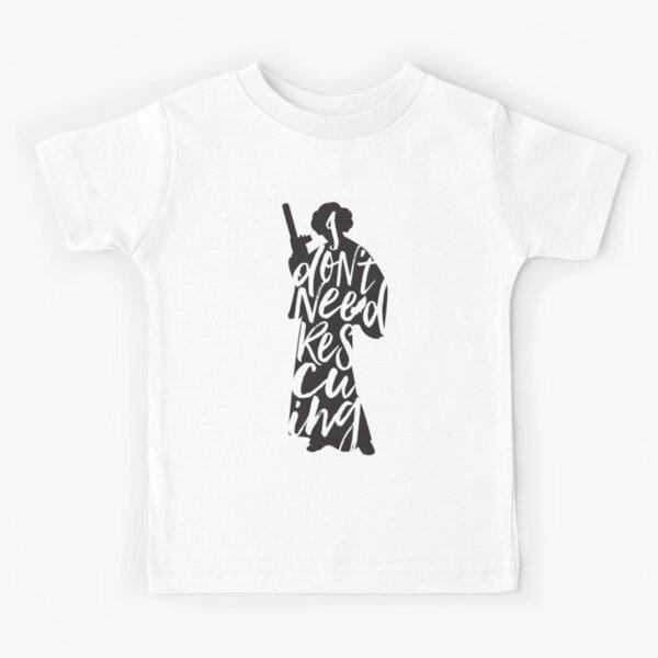 Don't Rescue Me Kids T-Shirt
