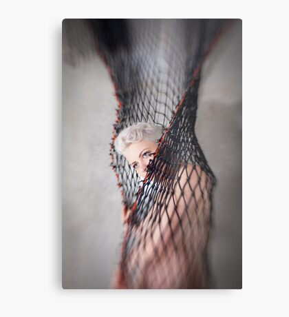 What if I forget my safe word? Metal Print