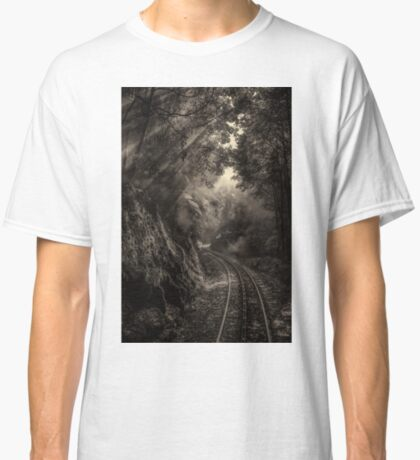 Steam and rainforest Classic T-Shirt