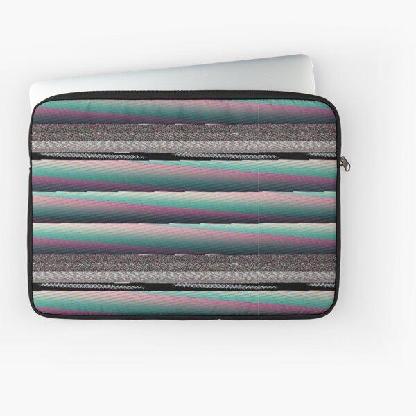 Issa Glitch Laptop Sleeve
