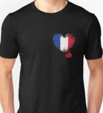 Paris 11.13.2015 Unisex T-Shirt