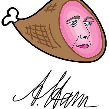 A. Ham by NicoleLiane