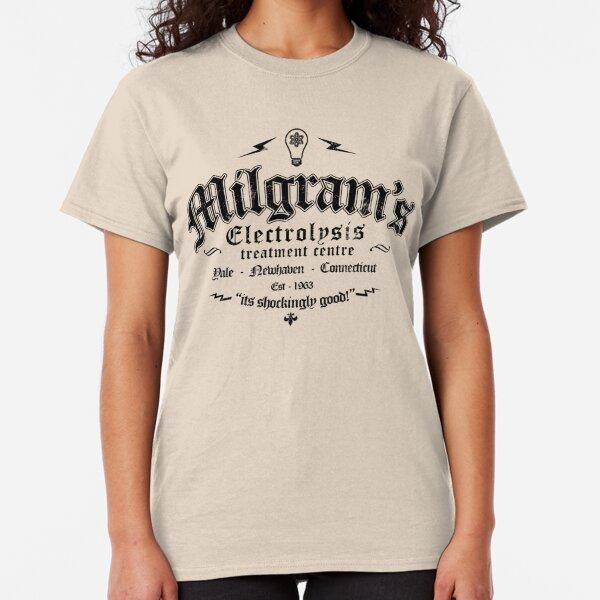 Milgrams Electrolysis Classic T-Shirt