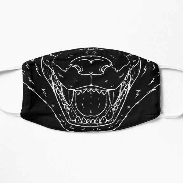 Feisty Canine Mask