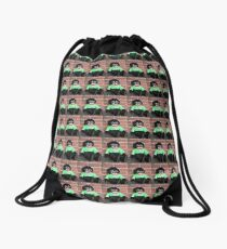 Adorable Golly all Dolled Up Drawstring Bag