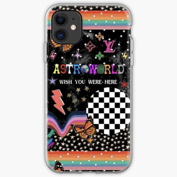 Astroworld iPhone Soft Case