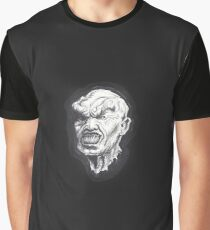 The Haunted Mask Graphic T-Shirt
