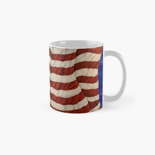 American Flag  Classic Mug