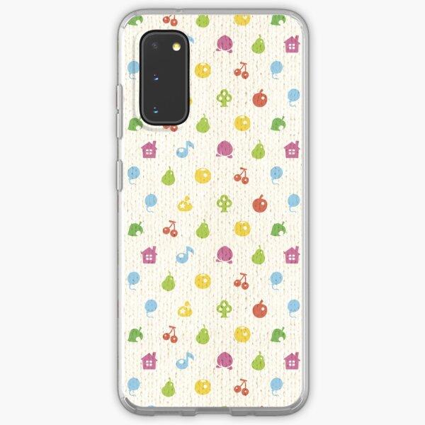 Animal Crossing Samsung Galaxy Soft Case