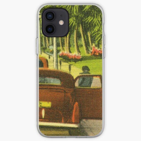 Vintage Miami iPhone Soft Case