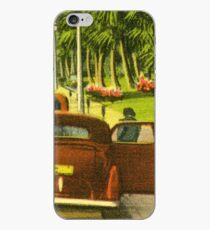Vintage Miami iPhone Case