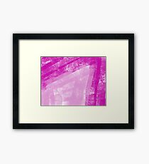 Rose Coloured Glasses Framed Print