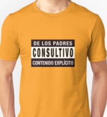 Mind your language - Spanish T-Shirt