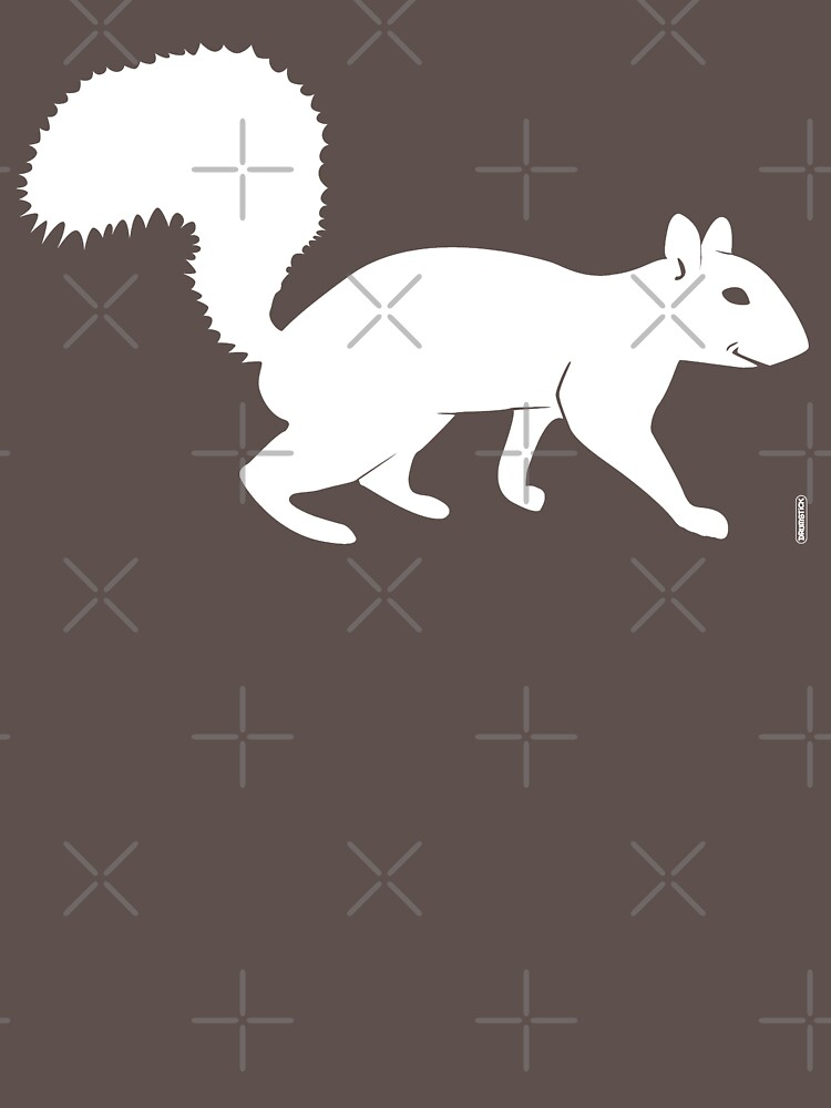 White Squirrel by thedrumstick