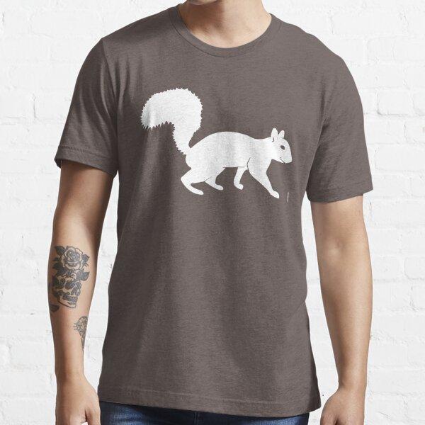 White Squirrel Essential T-Shirt
