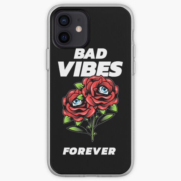 Bad Vibes Forever iPhone Soft Case