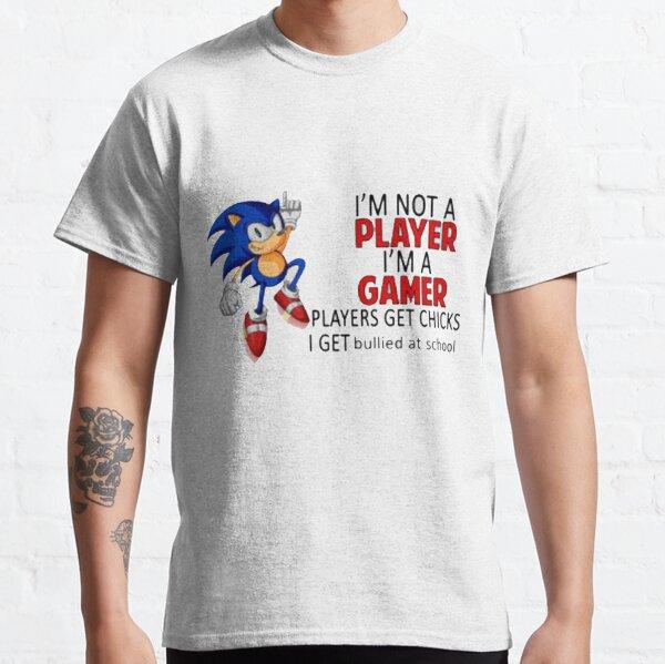 Ich bin kein Spieler, ich bin ein Spieler Classic T-Shirt