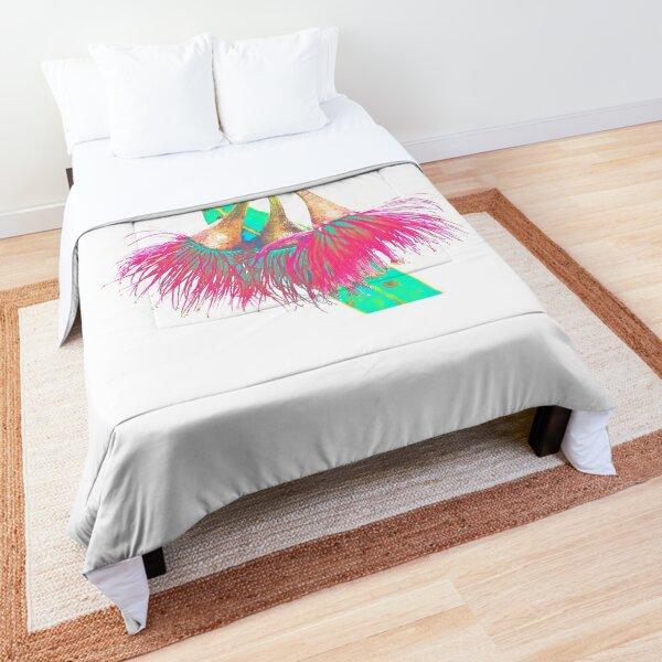 Gum Nut Flowers Art, Floral Graphic, Comforter