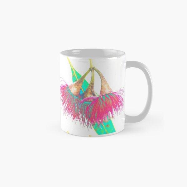 Gum Nut Flowers Art, Floral Graphic, Classic Mug