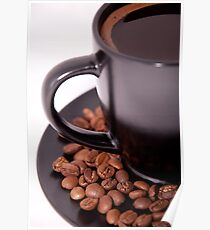 Morning coffe Poster